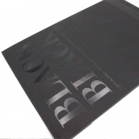 Fabriano Black Black drawing paper pad A3 20 sheets 300gsm