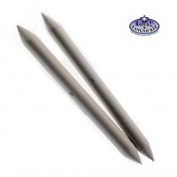 Royal & Langnickel Blending Stumps Set of 2x Half Inch Soft Rolled Paper