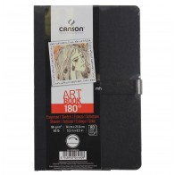 Canson 14x21.6cm 180 Sketchbooks 96gsm 80 sheets