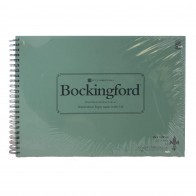 RKB Fat Pad Bockingford Rough Watercolour Paper 25 Sheets A3 300gsm