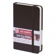 artists pocket sketch book Talens 9cm x 14cm 80 sheets 140gsm