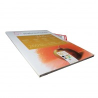 Hahnemühle Velour Pastel Paper Pad - 40x30cm - 10 Assorted Colour Sheets 260gsm