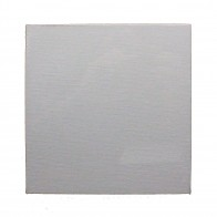 "Pebeo white primed Canvas Panel 20cm x 20cm (8""x8"") board"