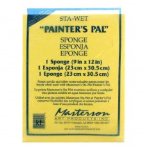Masterson Sta-Wet Stay Wet 'Painters Pal' Sponge - 23x30.5cm