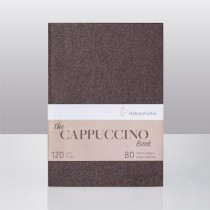 Sketch drawing Hahnemuhler the cappuccino book pad A4 40 sheets 120gsm