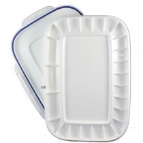 Mijello Folding Plastic Palette 24 Airtight