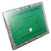 Aquarelle Arches Watercolour Block Cold Pressed - 20 Sheets - 23x31cm