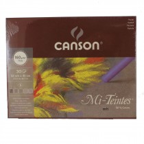 Canson Artists Grey tones largepastel paper pad Mi Teintes