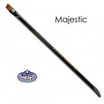"Royal & Langnickel Majestic 3/8"" Angular Brush R4160"