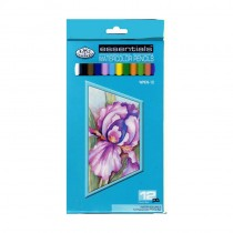 Royal and Langnickel watercolour pencil pack of 12