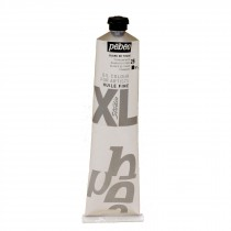Pebeo XL 200ml titanium white oil paint