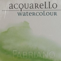 Fabiano Artistico watercolour paper. Quarter Imperial 640 GSM rough.