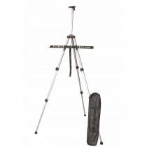 Daler Rowney simply field easel light weight aluminium easel and case