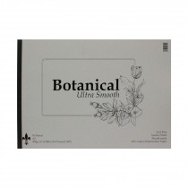 rk burt botanical watercolour hotpress paper pad A3 10 sheets