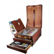 Royal and Langnickel Multi media 108pc easel set