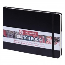 Talens sketch book 14.8cm x 21cm 80 sheets 140gsm