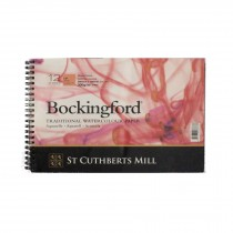 Bockingford Watercolour paper Pad Spiral Bound