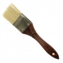Angelo artists Hogs hair brush 2 inch. Professional quality hogs