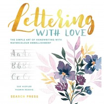 Lettering with Love by Sue Hiepler and Yasmin Redding