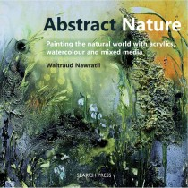 how to paint abstract nature natural painting