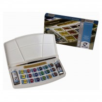 Van Gogh Water colour Set 20HP8618 18 half pans