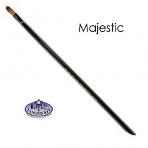 The majestic #6 Filbert Brush from Royal and Langnickel
