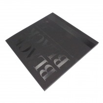 Fabriano Black Black drawing paper pad 20 X 20cm 20 sheets 300gsm