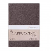 Sketch drawing Hahnemuhler the cappuccino book pad A5 40 sheets 120gsm