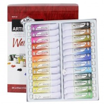 Royal & Langnickel essentials Watercolor paint 24 x 21ml tubes