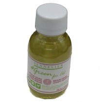 Sennelier Green for oil 100ml liquid medium