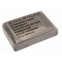 kneadable eraser putty rubber single grey putty Royals Talens