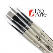 Pro Arte Polar White Nylon Brush Set