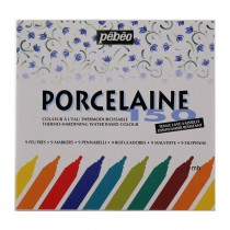 Pebeo Porcelaine Porcelain and Metal Markers