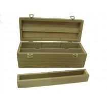 Loxley Bamboo Artist's Box