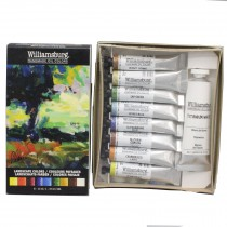 oil painting tube set artist quality williamsburg