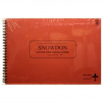 RKB Fat Pad A3 Snowdon Cartridge 130gsm 90 sheets