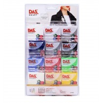 Das Smart primary colour set 12pcs 28.5g