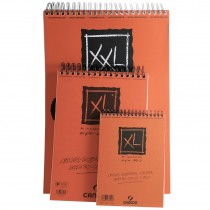 Canson XL Artsits Sketch paper Pad, 90gsm, A5,A4,A3 or A2