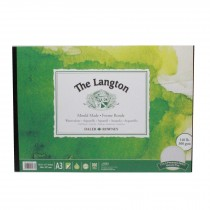Daler Rowney Langton Green Cold Press Watercolour Pad  NOT A3
