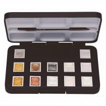special colours watercolour travel pocket set