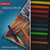inktense ink blocks single color