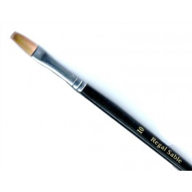 Regal Sable Brush Flat - Number 10; Single Brush