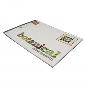Local Art Pad A3 Botanical Hot Press Smooth Watercolour paper pad 10 sheets 300gsm