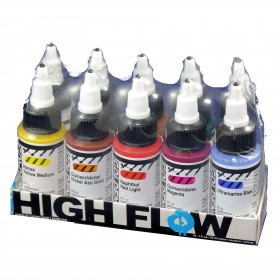 Golden High Flow Opaque set 10 x 30ml colours acrylic paint