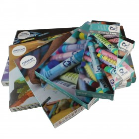 Royal Talens Van Gogh Soft Pastel Sets - 12, 24, 36, 48, 60 or 80