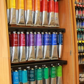 Sennelier Etude Art Student Oil paint in 200ml tube full range of Colours 3 for 2 offer