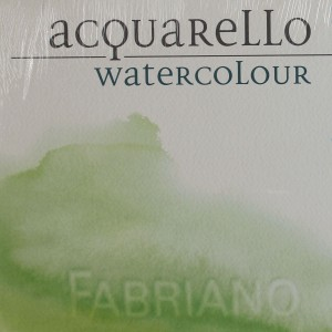 "2 Sheets Fabriano Artistico 22""x15"" 640gsm Rough"