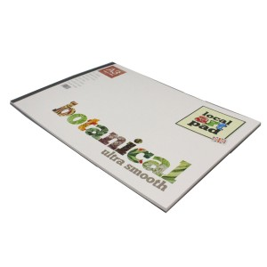 Artis botanical high quality watercolour paper pad