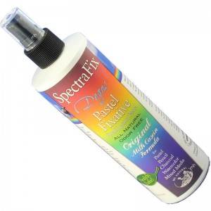 SpectraFix Degas Pastel Fixative360 mL pump action bottle