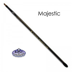 "Royal & Langnickel Majestic 1/8"" Angular Brush R4160"